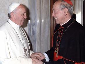 Cipriani: El Papa ve con esperanza y optimismo el fallo de La Haya