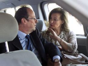 Hollande anunciará separación de su pareja, según prensa
