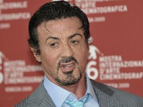 Stallone anuncia que ya no volverá a pelear en el cine