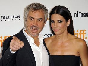 Alfonso Cuarón gana el premio del Sindicato de Directores con ´Gravedad´