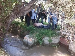 Chiclayo: identifican a adulto mayor encontrado muerto