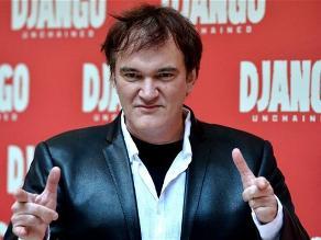 Tarantino demandó a sitio web por publicar su guión
