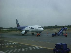 Construirán nueva pista de aterrizaje en aeropuerto de Chiclayo