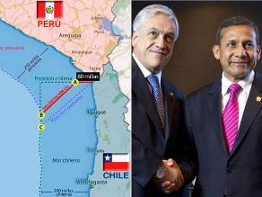 Lo noticias más importantes: CIJ definió frontera marítima, presidentes Humala y Piñera se pronunciaron sobre sentencia de La Haya y mandatarios de Perú y Chile se reunirán en Cuba