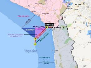 Corte de La Haya definió frontera marítima entre Perú y Chile