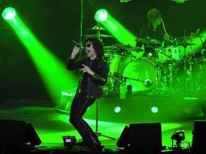 Enrique Bunbury retomó su tour mundial en Monterrey