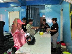 Cuatro mujeres iban a ingresar celulares a penal chiclayano