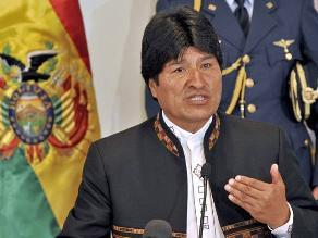 Morales: Esperamos que La Haya falle con la misma equidad en nuestro caso