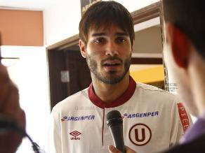 Dalton Moreira: Tengo certeza que daré lo mejor en Universitario