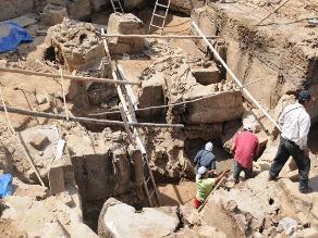 Lambayeque: pirámides de Pómac corren el peligro de ser afectados
