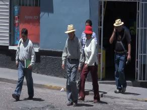 Sube índice de radiación ultravioleta en Arequipa