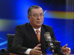 Expremier Valdés saluda voluntad de Humala y Piñera de cumplir el fallo