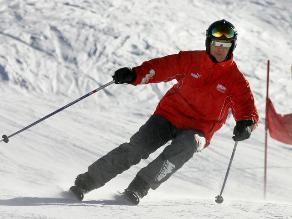 Schumacher cumple un mes en coma y el pesimismo gana terreno