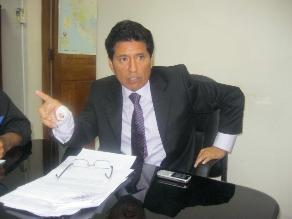 Investigan a juez que anuló sentencia absolutoria de Elidio Espinoza