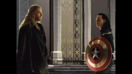 Loki usa traje del Capitán América en escena eliminada de