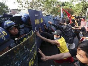 Filipinas: 41 muertos en combates entre rebeldes y el Ejército