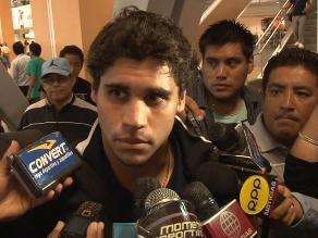 Alianza Lima: Diego Minaya dice que su conciencia está tranquila