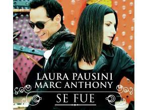 Laura Pausini y Marc Anthony estrenan videoclip juntos