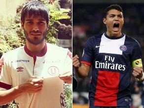 Universitario: Brasileño Dalton, el socio de Thiago Silva en Fluminense