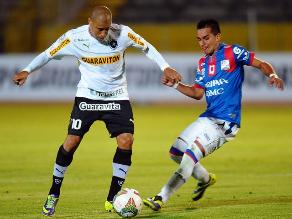 Deportivo Quito venció 1-0 a Botafogo en duelo de ida de Libertadores