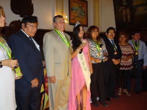 Ica: coronan a la reina del Día Nacional del Pisco Sour 2014