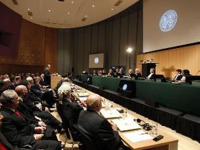 Bancadas respaldan al gobierno para implementar fallo de La Haya