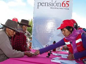 Pensión 65  deslinda responsabilidad en denuncia por estafa en Cajamarca