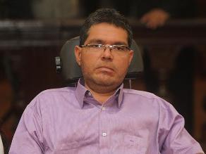Poder Judicial decide este viernes sobre arresto domiciliario para Urtecho