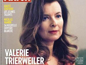 Trierweiler: Creí caer de un rascacielos al saber la relación Hollande-Gayet