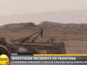 Dictan prisión preventiva a peruano detenido con droga en frontera chilena