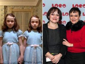 ¿Cómo lucen hoy las gemelas terroríficas de ´El Resplandor´?