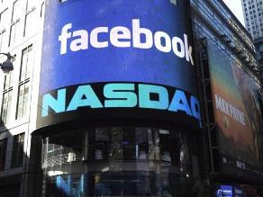 Facebook se dispara en bolsa y alcanza nuevo máximo histórico