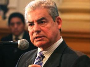 Villanueva: Los temas limítrofes con Chile terminaron para siempre