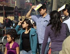 Arequipa: 7 % de la población es afectada por radiación ultravioleta