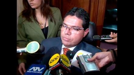Michael Urtecho ya cumple arresto domiciliario