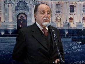 Martín Belaúnde: Supuesta infidencia no invalida fallo de La Haya