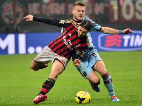 Milan no pasa del empate 1-1 con Torino y sigue sumido en crisis