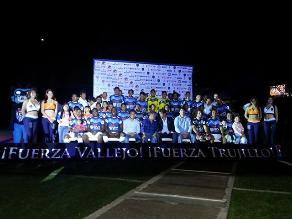 César Vallejo venció 3-1 al vigente subcampeón de la Copa Libertadores