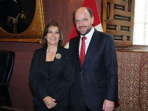 Reunión 2+2 revisará agenda de cooperación, confirma Cancillería peruana