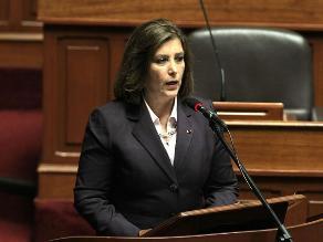 Ministra Rivas y equipo de La Haya acudirán a comisión del Congreso