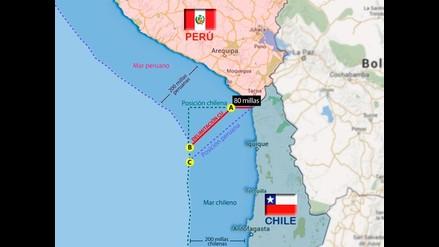 El 66,4% de chilenos cree que fallo CIJ intentó dejar a todos conformes