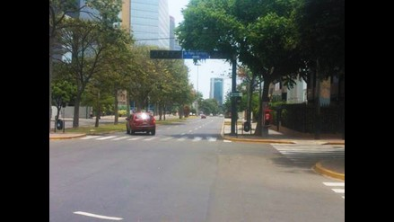 Reportan apagón en Lima y Callao