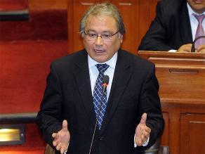 Ministro Albán descarta huelga policial el 5 de febrero