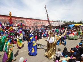 Cajamarca: realizan trabajo de sensibilización por carnavales