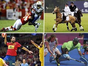 Estos son los deportes menos populares en Perú que la ´rompen´ afuera