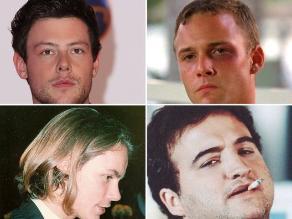 Actores famosos que murieron por problemas con las drogas