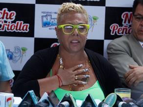 Lucía de La Cruz: ´Jessica Rodríguez es como una hija para mi´