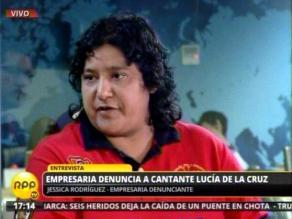 Jessica Rodríguez: Lucía de la Cruz sí firmó el contrato
