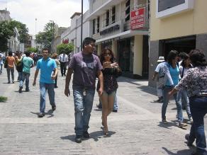 El primer Día Sin Sombra se registró en la ciudad de Arequipa