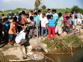 Arequipa: trabajador se ahoga por intentar rescatar a menor que cayó a pozo